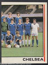 PANINI CALCIO 1981 Sticker-n. 385-Chelsea Team Group