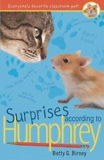 Surprises According to Humphrey by Birney, Betty G.