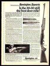 1975 REMINGTON Model 760 Gamemaster Pump-Action Shotgun AD