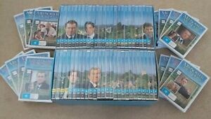 MIDSOMER MURDERS Seasons 1 to 11. John Nettles. 66 eps on 66 x R4 DVDs
