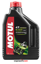 Lubricante Aceite Moto 4 tiempos Semi Syn MOTUL 5100 4T 10W50, 2 litros