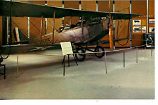 Curtiss JN-4D Jenny Trainer Airplane-Air Force Military Aviation Museum Postcard