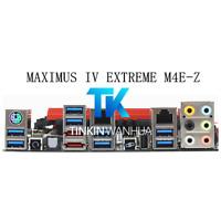 NEW IO I/O SHIELD back plate BLENDE BRACKET for ASUS MAXIMUS IV EXTREME M4E-Z