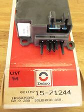 NOS AIR DOOR ACTUATOR CONTROL MODULE MANY 2.5L 1983-86 Chevy Buick Oldsmobile