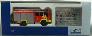 Rietze 60698 Iveco Magirus EuroFire HTLF Feuerwehr Stadt Luxemburg 1/87 HO