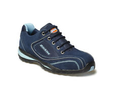 Botas de mujer de color principal azul ante talla 37