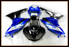 Injection Bodywork Plastic Fairing Fit for ZX6R 636 2009-2012  Blue ABS Set d016