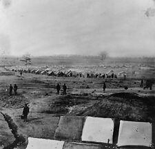 Fort Burnham formerly Fort Harrison James River Virginia 8x10 US Civil War Photo