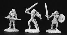 Dark Heaven Legends Reaper 03448 DHL Classics Female Barbarians (3)