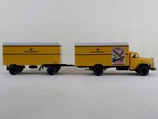 """Wiking 860/501 MB L 6600 Paketkraftwagen (1950) """"DBP"""" 1:87/H0 NEU/unbespielt"""