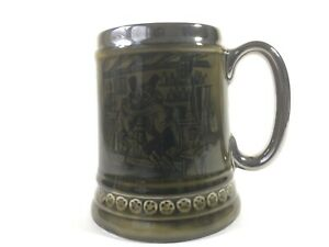 Vintage Princess House Exclusive Fine Earthenware Beer Stein Mug England