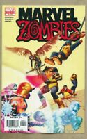 Marvel Zombies #4-2006 nm 9.4 1st Standard cover X-Men (Silver Age) #1 Homage