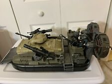TRUE HEROES SENTINEL 1 HOVERCRAFT WITH BATTLE TANK CHAP MEI SOLDIER FORCE