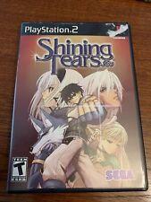 Shining Tears COMPLETE CIB (Sony PlayStation 2, PS2, 2005)