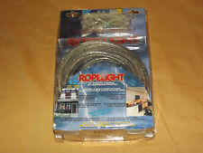 HOLIDAY HOUSE STEPS 12' ROPELIGHT OF FLEXLITE LIGHTING NEW IN PLASTIC