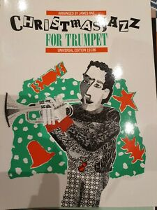 CHRISTMAS JAZZ Trumpet Diverse for trumpet or Clarinet James Rae NS5