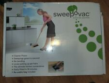 Sweepovac Built in Kitchen Vacuum Plus Hose and 2 Attachments Below Cabinets