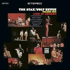 The Stax/Volt Revue - The Stax/Volt Revue Vol 1 (Live In London) Warner (NEW CD)
