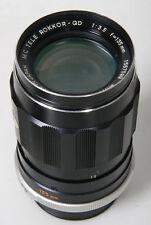 Minolta MC Rokkor-QD 135mm, f/3.5