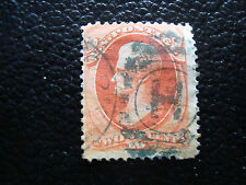 ETATS-UNIS - timbre yvert et tellier n° 58 obl  (A9) united state (T)