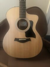 Taylor 114ce Acoustic/Electric Guitar with Taylor Gig Bag