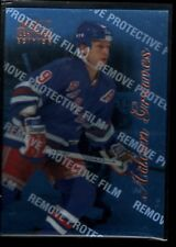 ADAM GRAVES 1996-97 Select Certified Blue PARALLEL INSERT 1 IN 50 PACKS 51 SP