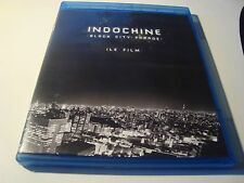 RAR BLU-RAY DISC. INDOCHINE. BLACK CITY PARADE. LE FILM
