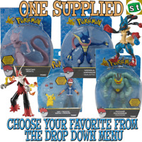 Tomy Pokemon 6 inch Action Figure ONE SUPPLIED you choose