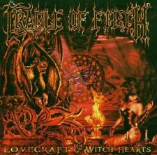 Lovecraft and Witch Hearts 0828768290729 by Cradle of Filth CD