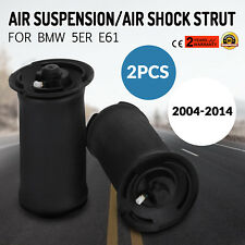 OEM 1 Pair For BMW E61 5er 2004-2014 Rear Air Suspension Bags 37126765603 Active