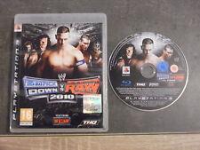 Jeu Sony PS3: Smack Down VS Raw 2010