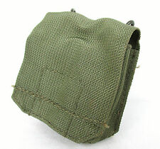 Military Army OG Olive Cordura Nylon Compass Ammunition Combat Belt Pouch J10