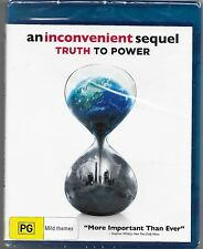 A Inconvenient Sequel - Truth To Power (Blu-ray, 2017)New Region 4 Free Post