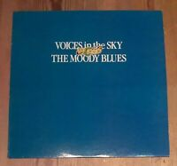 Voices In The Sky: The Best Of The Moody Blues Vinyl LP Comp 33rpm 1984