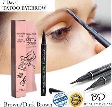 💙❤️7 Days Eyebrow Tattoo Pen Liner Long Lasting Makeup Cosmetic Tool💙❤️