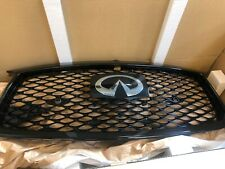 INFINITI 2017 - 2019 Q60 COUPE  BLACK SPORT Grille WITH ICC  F2310-5CB1A