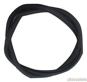 ukscooters ROYAL ENFIELD REAR NUMBER PLATE BEEDING RUBBER NEW