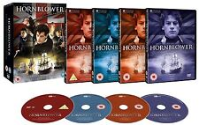 Hornblower Komplette Collection 4er [DVD] *NEU* Special Edition