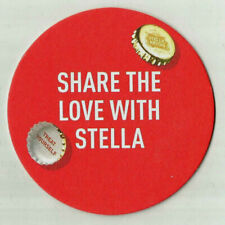 15 Stella Artois Share The Love With Stella  Beer Coasters