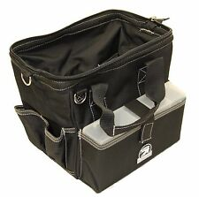 Gatorback B705 Zip-Top Tool Bag w/19 Pockets and Tray. Includes Shoulder Strap