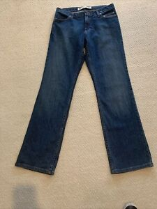Harley Davidson Womens Biker Pants Blue Jeans. Size 8 New With Tags