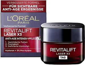 L'Oréal Paris RevitaLift Laser X3 Day Care 50 ml