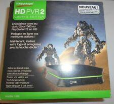 Hauppauge HD PVR2 Gaming Edition Carte Tuner TV externe avec alimentation 6w