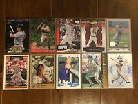 Larry Walker - Montreal Expos - 10 Baseball Card Lot - No Duplicates