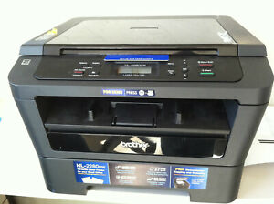 BROTHER HL-2280DW 2280 Duplex Wireless Laser 27 ppm Printer 8530 pages!