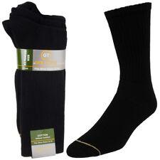 Gold Toe Socks (3 Pairs) Mens Socks Moisture Wicking Socks XL, Shoe Size 12-16