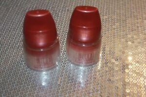 LOT/2 MILANI Minerals Loose Makeup # 07 TINTED RADIANCE + FREE EYELINER BROWN