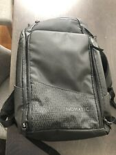 Nomatic Everday Backpack Travel Bag Black 20L Expandable to 24L