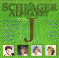 """DAS SCHLAGER ALPHABET """" Buchstabe J """" CD Neu & OVP MCP"""