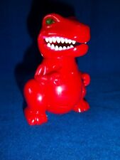 Interactive Electronic Grarrl Neopets Thinkway Toys Red  Rare 2003 - WORKS
